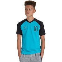 adidas Messi Icon T-Shirt Junior - Energy Blue - Kids