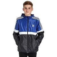 adidas Originals Itasca Light Jacket Junior - Black/Navy - Kids