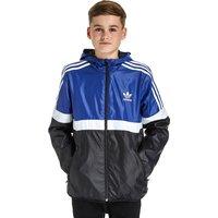 adidas Originals Itasca Light Jacket Junior - Black/Navy - Kids, Black/Navy