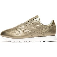 Reebok Classic Leather Womens - Gold - Womens