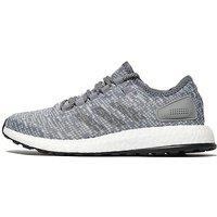 adidas Pure Boost Womens - Grey/White - Womens