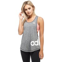 adidas 2-In-1 Tank Top - Only at JD - grey - Womens, grey