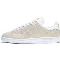 adidas Originals Stan Smith Womens - White/Gold - Womens