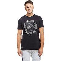McKenzie Darkside T-Shirt - Black - Mens