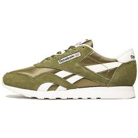 Reebok Classic Nylon - Green/White - Mens