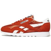 Reebok Classic Nylon - Orange/White - Mens