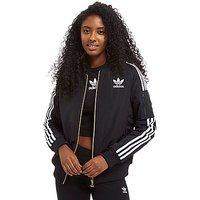 adidas Originals Originals Superstar Jacket - Black/White - Womens