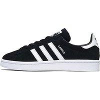 adidas Originals Campus Junior - Black/White - Kids