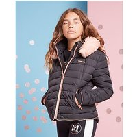 McKenzie Lola Jacket Junior Girls - Black - Kids