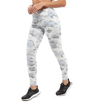 Reebok Lux Tights - White - Womens