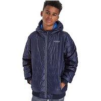 McKenzie Oxford Jacket Junior - Navy - Kids