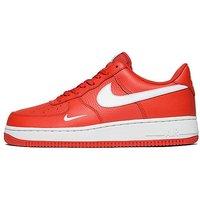 Nike Air Force 1 - Red - Mens