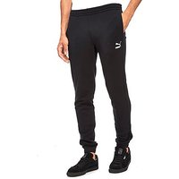 PUMA Archive Logo Fleece Pants - Black - Mens