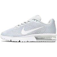 Nike Air Max Sequent 2 Junior - Pure Platinum/White - Kids