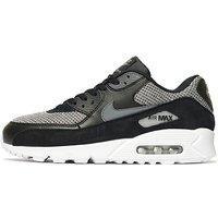 Nike Air Max 90 - Grey/Chrome - Mens