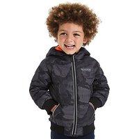 McKenzie Oxford Jacket Infant - Grey - Kids