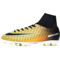 Nike Lock In Let Loose Mercurial VI FG Junior - Laser Orange/Black - Kids