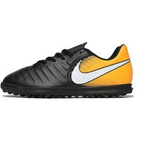 Nike Lock In Let Loose Tiempo Rio IV FG Junior - Laser Orange/Black - Kids