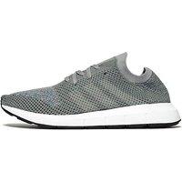 adidas Originals Swift Run Primeknit - Grey/Grey - Mens
