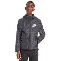 Nike Fleece-Lined Jacket Junior - Black - Kids