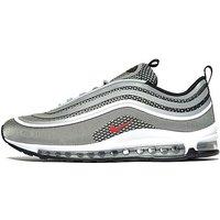 Nike Air Max 97 Ultra Junior - Silver/Red - Kids