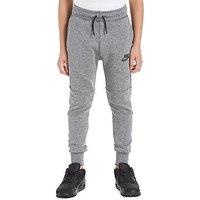 Nike Tech Fleece Pants Junior - Carbon/Anthracite - Kids