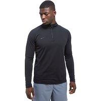 Nike Academy 17 Longsleeve Top - Black - Mens
