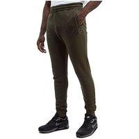 Emporio Armani EA7 Core Fleece Pants - Khaki - Mens