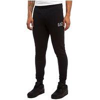 Emporio Armani EA7 Core Fleece Pants - Black - Mens