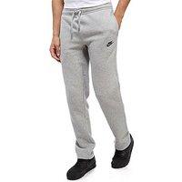 Nike Foundation Fleece Pants - Dark Grey/Obsidian - Mens