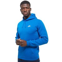 Nike Foundation Overhead Hoody - Blue Jay - Mens