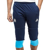 adidas Olympique Marseille 2017 3/4 Pants - Navy - Mens