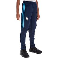 adidas Olympique Marseille 2017 Training Pants Junior - Navy - Kids