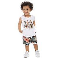 McKenzie Girls Dillon Shorts Suit Infant - Multi Coloured - Kids