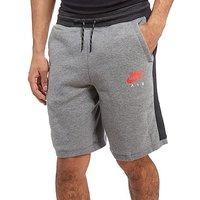 Nike Air Shorts - Grey/Black/Red - Mens