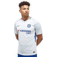 Nike Chelsea FC 2017/18 Away Shirt - Silver - Mens