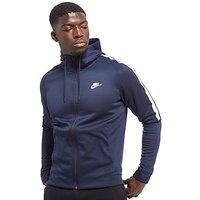 Nike Tribute Full Zip Poly Hoody - Navy - Mens