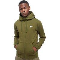 Nike Foundation Full Zip Hoody - OLIVE - Mens