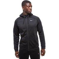 Nike Training Poly Hoody - Black - Mens