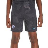 Nike Chelsea FC 2017/18 Third Shorts Junior PRE ORDER - Grey - Kids
