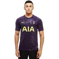 Nike Tottenham Hotspur FC 2017/18 Third Shirt - Purple/Volt - Mens
