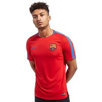 Nike FC Barcelona Squad Training Jersey - Red - Mens