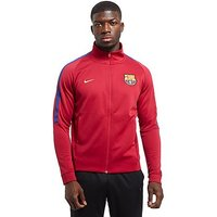 Nike FC Barcelona N98 Track Top - Red/Blue/Yellow - Mens