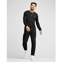 Lacoste Croc Long-Sleeved T-Shirt - Black - Mens