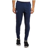Nike Paris Saint-Germain 2017/18 Aeroswift Track Pants - Navy/Red - Mens