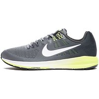 Nike Air Zoom Structure Running - Grey/Yellow - Mens