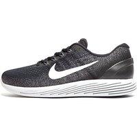 Nike Lunarglide 9 - Black/White - Mens