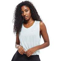 Nike Breathe Tank Top - White - Womens