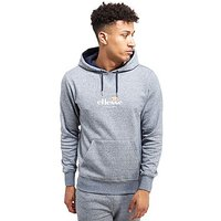 Ellesse Toppino Small Logo Hoody - Blue - Mens