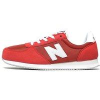 New Balance 220 Junior - Red/White - Kids